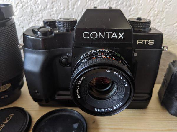 Contax rts iii
