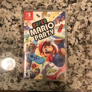 Super Mario Party Case { CASE ONLY } { NO GAME } for Sale in Los Angeles, CA