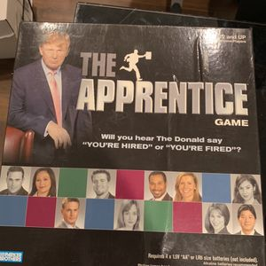 Donald Trump Apprentice Board Game for Sale in Wickliffe, OH