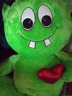 Big Green Teddy Bear for Sale in Bell Gardens,  CA