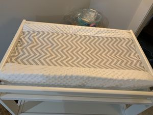 Changing table for Sale in Allyn-Grapeview, WA
