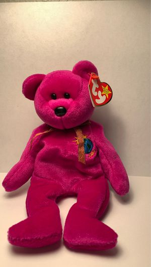 Beanie Baby: Millennium Bear for Sale in Sunnyvale, CA
