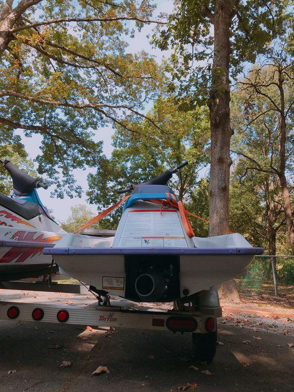 Polaris SL 700 Jet Ski