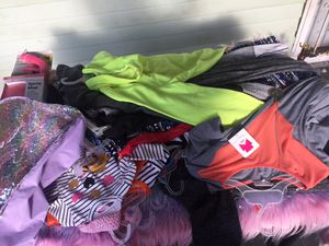 Women/baby/toddler clothes assorted sizes for Sale in Shaker Heights, OH
