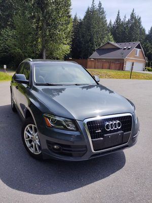 2010 Audi Q5 Loaded, Leather,Power,Glass Roof, Air 156k Back Up Camera And Nav. for Sale in Everett, WA
