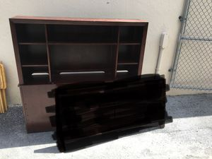 Full Bed Headboard Footboard & Frame for Sale in Fort Lauderdale, FL