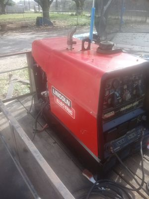 Gas powered lincoln welder/generator for Sale in Elmendorf, TX