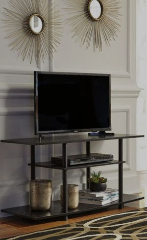 🍭SAME DAY DELİVERY🍭👉 ♥️$39 down payment🎈- Socalle Black TV Stand | W380-118 for Sale in Laurel, MD