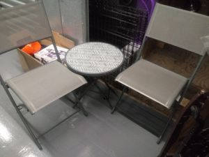 Small Patio Set for Sale in San Diego, CA