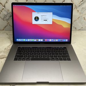 """Apple MacBook Pro 15.4"""" Intel I7, 16gb RAM, 256gb SSD A1707 MPTR2LL/A for Sale in Middletown, NJ"""