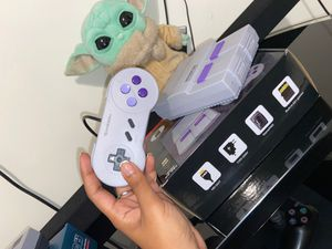 Super mini game retro console with 821 classic arcade games available for Sale in Hollywood, FL