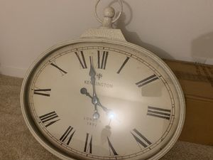 Antique clock for Sale in Irvine, CA