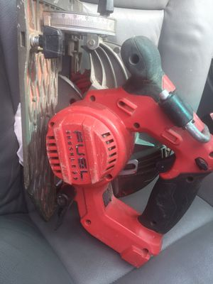 Milwaukee M18 fuel 7 1/4 saw for Sale in Cupertino, CA