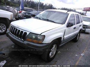 2000 Jeep Grand Cherokee for Sale in Jacksonville, FL