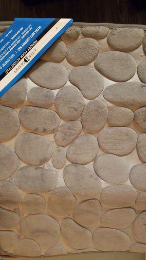 Grey INTER DESIGN Memory Foam Bath Rug for Sale in Buena Park, CA