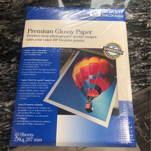 Case of photo paper for Sale in Gustine, CA