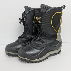 SKI-DOO BRP SNOWMOBILE BOOTS SIZE YOUTH 4 WINTER SPORTS APPAREL CLOTHING for Sale in Portage, MI