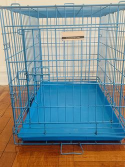 """30"""" Collapsible Dog Crate & Cloth Cover for Sale in New York,  NY"""