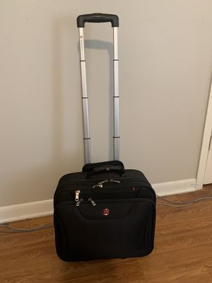 Large Swiss Gear Rolling Laptop Case for Sale in Irving, TX