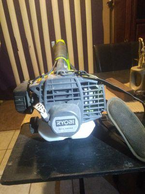 Ryobi jetfan 3 leaf blower for Sale in Glendale, AZ