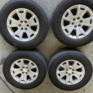 Chevy Rims And Tires for Sale in Port St. Lucie, FL