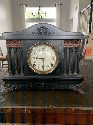 Antique Sessions Clock Co. 8-Day Cathedral Gong for Sale in Temecula, CA