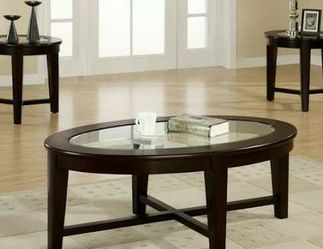 Brand New 3 Piece Coffee Table Plus End Tables Set for Sale in Wayne,  PA
