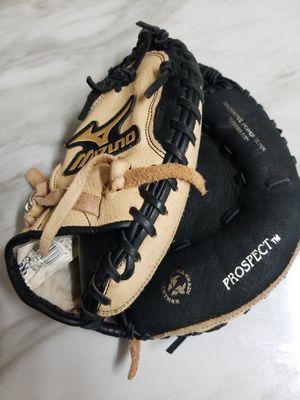 "Mizuno Prospect Catchers Mitt Baseball Glove GXC 105 32.50"" RHT for Sale in Houston, TX"