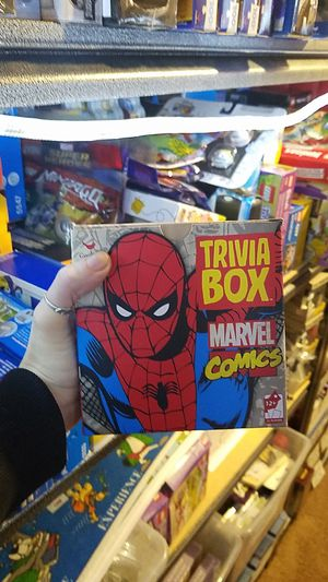 Marvel Comics Trivia Box Sealed Game (and many more to choose from!) for Sale in Lacey, WA
