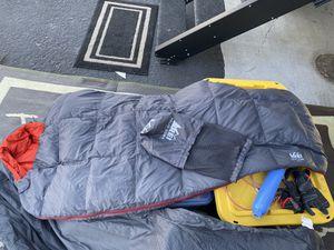 REI Helio Down 45 Sleeping Bag Regular for Sale in Sparks, NV