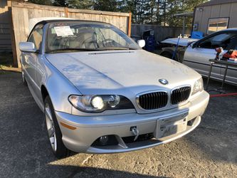 PARTING OUT 2005 BMW 325CI E46 for Sale in Puyallup,  WA