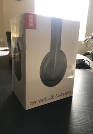 Beats Studio 3 Wireless (noise-canceling) for Sale in Eugene, OR