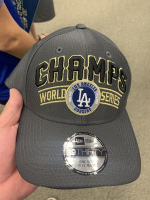 New World Series Dodgers hat - 2020 for Sale in Temecula, CA