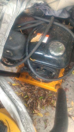 Gas pressure washer needs work for Sale in Vista, CA