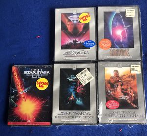 Star Trek special collectors dvds. for Sale in West Palm Beach, FL