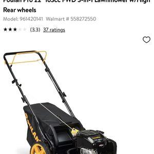 "Poulan Pro 22"" Lawn Mower for Sale in Las Vegas, NV"