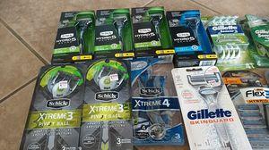 Name brand razors for Sale in Rialto, CA