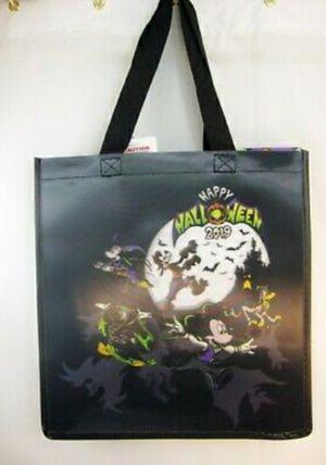 Disney Mickey Halloween LENTICULAR trick or treat tote bag for Sale in Rialto, CA