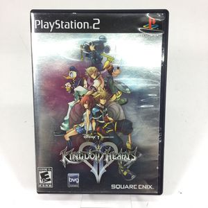 PlayStation 2 Kingdom Hearts Video Game for Sale in Kent, WA
