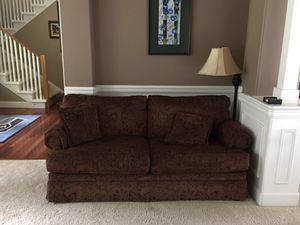 Comfy sofa hide-a-bed. Buckley/Bonney Lake area for Sale in Buckley, WA