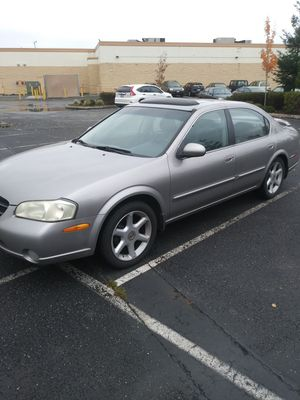 2000 Nissan Maxima for Sale in Everett, WA