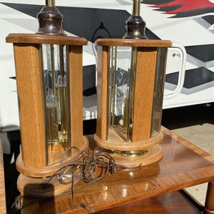 Vintage Lamps for Sale in Long Beach, CA