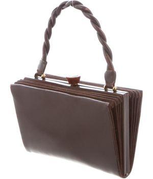 GUCCI Vintage accordion handle bag for Sale in Forestville, MD