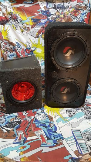 SUBWOOFERS for Sale in Woodway, WA
