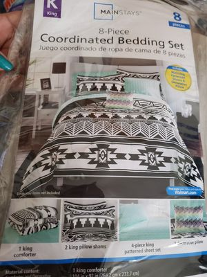 King full bed sets for Sale in Wixom, MI