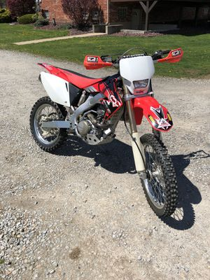 2004 crf250x for Sale in N BELLE VRN, PA