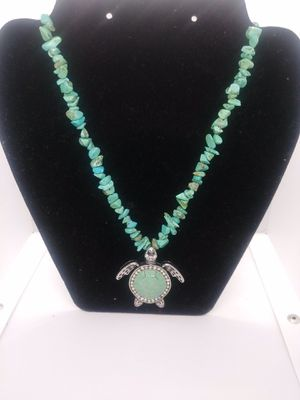Handmade turtle necklace for Sale in Mesa, AZ