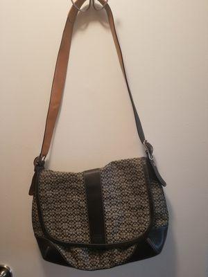 Small Coach messenger bag/Purse for Sale in Ypsilanti, MI