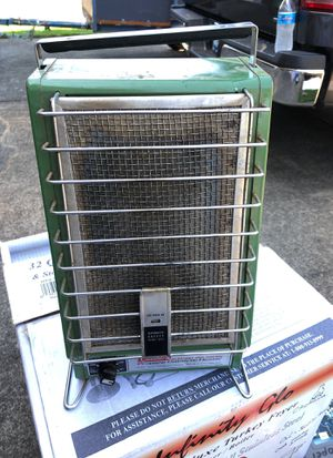 Coleman Propane Heater - $5 for Sale in Troutdale, OR