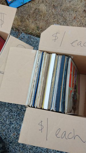 Records $1 each for Sale in Steilacoom, WA